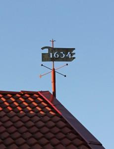 Hiltusen sukutila 1634